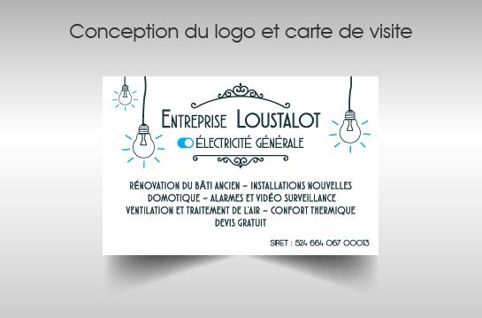 ctandco.fr - creation Carte de visite artisan-pau