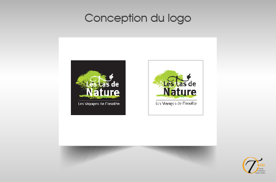 CTandco-Pau - Logo Les Tas de nature
